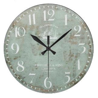 Vintage Nautical Clock
