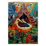 Vintage: Navidad - Tarjeta