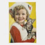Vintage: Navidad - Toallas De Mano