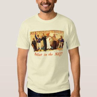 Vintage Navy Recruiting T-Shirt