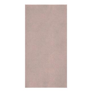 Vintage Neutral Parchment Antique Paper Template Photo Card