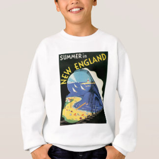 Vintage New England Sweatshirt