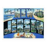 Vintage New Jersey Postcard at Zazzle