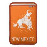 Vintage New México Fundas Macbook Air