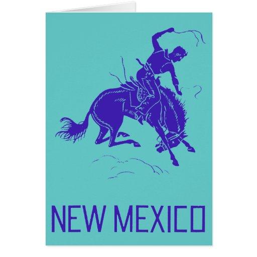 Vintage New México Tarjetas