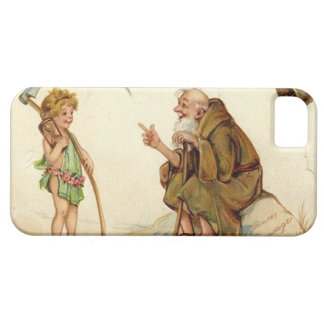 Vintage : New Year - iPhone 5 Cover