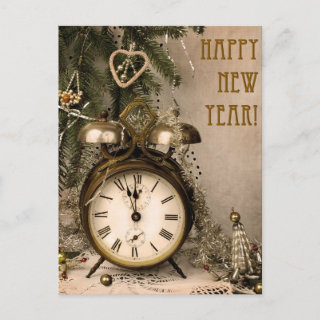 Vintage New Year Postcards