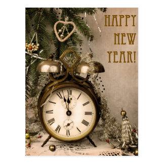 Vintage New Year Postcards