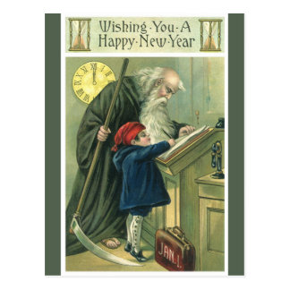 Vintage New Year s Post Cards