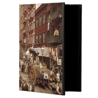 Vintage New York 1890 Case For iPad Air