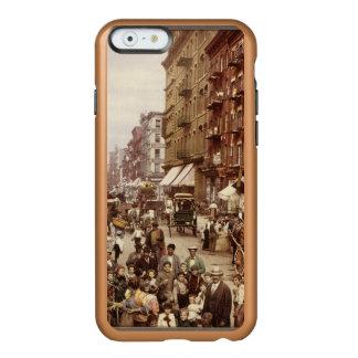 Vintage New York 1890 Incipio Feather Shine iPhone 6 Case