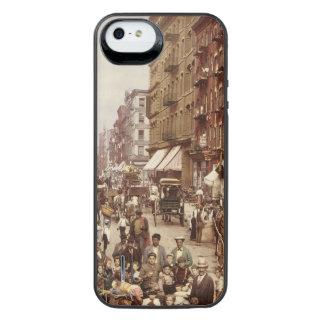 Vintage New York 1890 iPhone SE/5/5s Battery Case
