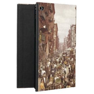 Vintage New York 1890 Powis iPad Air 2 Case