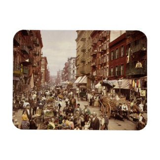 Vintage New York 1890 Magnets