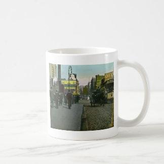Vintage New York City 1900 Trolley Coffee Mug