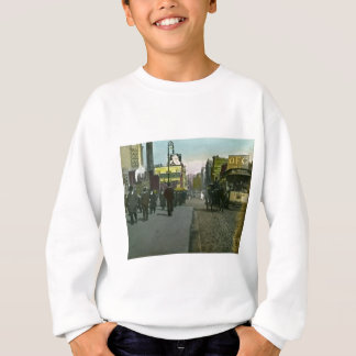 Vintage New York City 1900 Trolley Sweatshirt