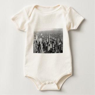Vintage New York City Baby Bodysuit