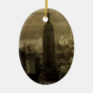 Vintage New York City Ornatos