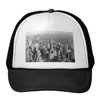 Vintage New York City Gorras