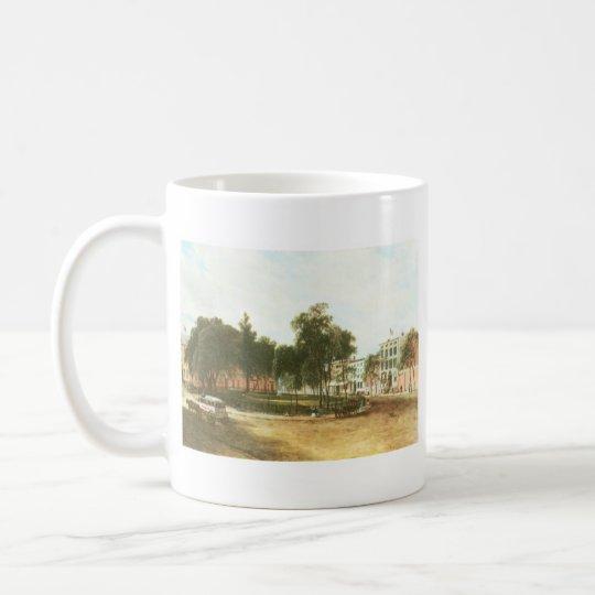 Vintage New York City, Horse & Buggy Coffee Mug