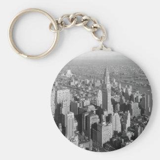 Vintage New York City Keychain