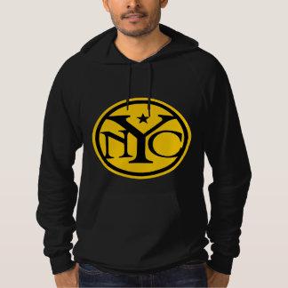 Vintage New York City Logo Hoodie