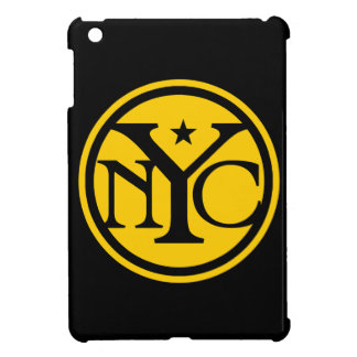 Vintage New York City Logo iPad Mini Case