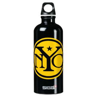 Vintage New York City Logo Water Bottle