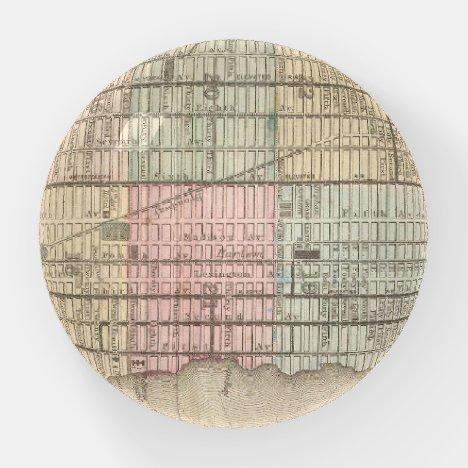 Vintage New York City / Manhattan Paperweight