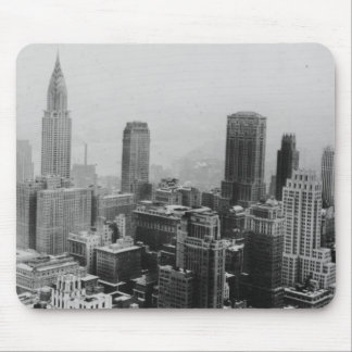 Vintage New York City Mouse Pad