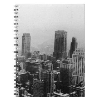 Vintage New York City Notebook