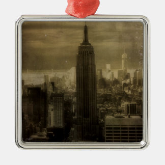 Vintage New York City Ornament