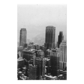 Vintage New York City Personalized Stationery