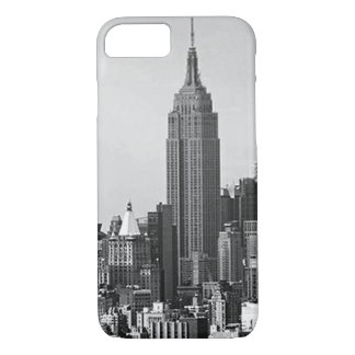 Vintage New York City Photograph iPhone 7 Case