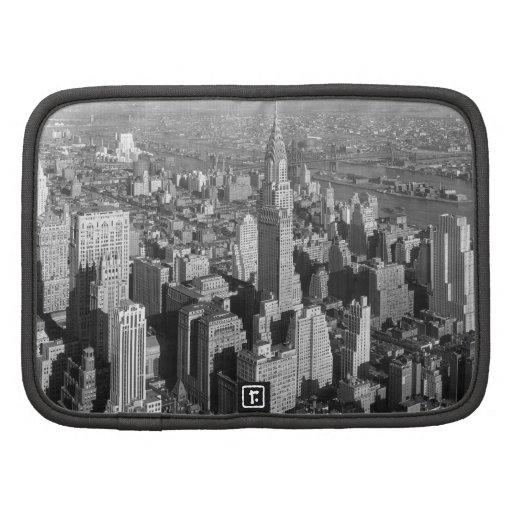 Vintage New York City Planners
