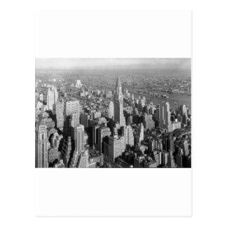 Vintage New York City Tarjetas Postales