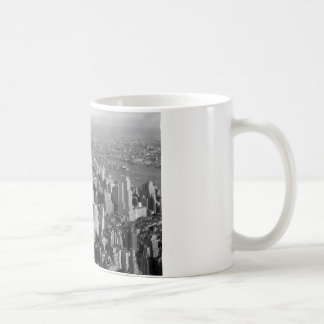 Vintage New York City Taza De Café