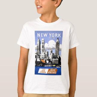 Vintage New York City Travel T-Shirt