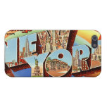 Vintage New York iPhone 5 Cover