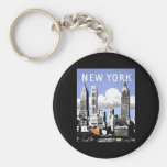 Vintage New York Key Chains