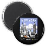 Vintage New York Magnets