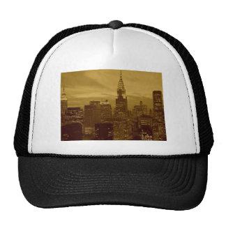 Vintage New York Manhattan Trucker Hats