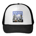 Vintage New York Mesh Hats