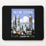 Vintage New York Mousepad