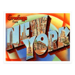 Vintage New York Postcard at Zazzle