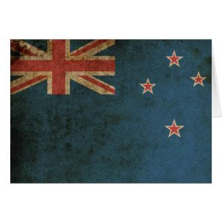Vintage New Zealand Card