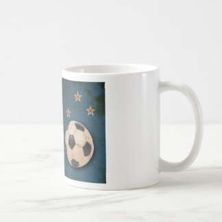 Vintage New Zealand Coffee Mug