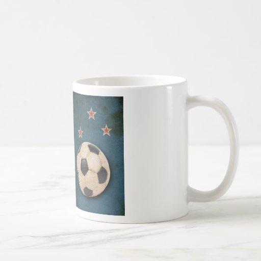 Vintage New Zealand Coffee Mugs