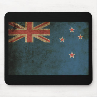 Vintage New Zealand Mouse Pad