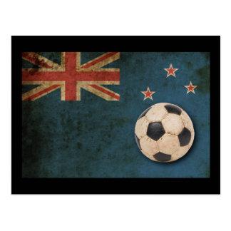 Vintage New Zealand Postcard
